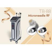 Effective Vertical Fractional Microneedle RF Machine Wrinkle Removal Skin Tightening Machine