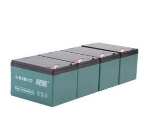 China 48V Sealed  Electric Bike Lead Acid Battery Silicone E Bike Lead Acid Battery on sale