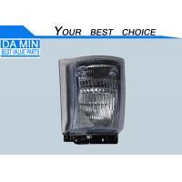 China 8970319800 ISUZU NHR Front Corner Lamp Transparent Glass Good Light Transmission on sale