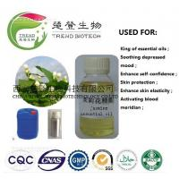China Factory produce 100% Therapeutic Jasmine Essential Oil Concentrated Fragrance Oils on sale