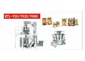 China Low Noise Automatic Food Packing Machine , Dry Fruits Packing Machine on sale