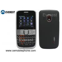 Triple sim TRI sim cheap TV phone Qwerty cell phone Everest C3+