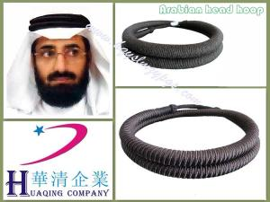 China Arab  head hoop  /  Arabian yashmagh,agal  /  Arab turban + head hoop on sale