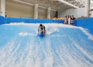 Quality OEM Water Park Hotel Novelty Flowrider Surfing Simulating Machine Equipment for Amusement Park for sale
