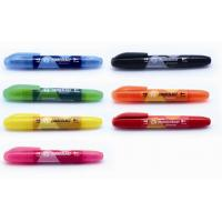 Classical Water - based Ink Marker Pen / Multi Colored Highlighters