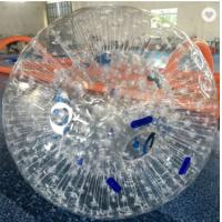 UV Resistant Inflatable Human Bubble Ball High Strength Fashion And Warm Design