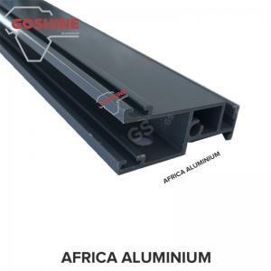 China 6063 T5 Door and Window Aluminium Profiles Extrusion Wholesale 6063 Aluminium Profile on sale