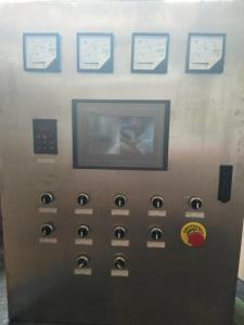 China Electric Brewery Control System , Silver Brewing Temperature Control System on sale