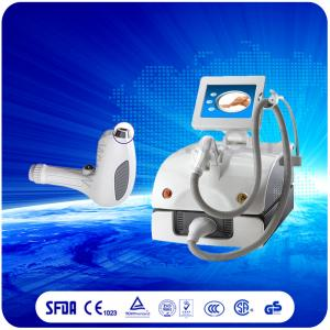 China No Pain Portable 808nmm Shr Permanent Laser Hair Removal Machines on sale