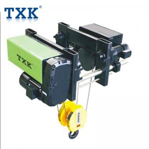 China ABM Lifting Motor Portable Electric Wire Rope Hoist , Hoisting Equipment For Electric Cars on sale
