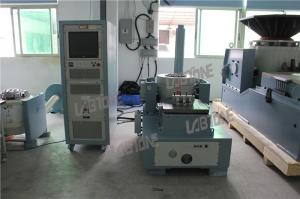China Vibration Testing Machine Vibrator Shaker Systems for Mobile Phone Battery Testing on sale
