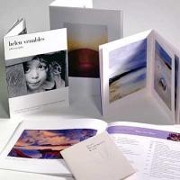 OEM colorful catalog printing