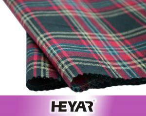 China 100% Cotton 16 Wale Christmas Corduroy Yarn Dyed Shirting Fabrics on sale