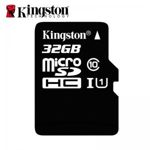 China Kingston Class10 Micro SD Card 32GB Memory Card Mini SD Card SDHC SDXC TF Card on sale