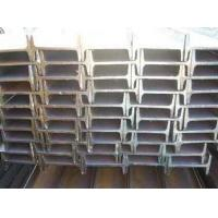 Hot Rolled 20 Foot Steel I Beam , S235JR - S355J2 Grade Steel H Beam