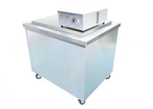 China Separate Generator Control Industrial Ultrasonic Cleaner 360liter Car Engine Block Cleaning on sale