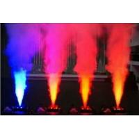 High Output RGB LED Stage Fog Machine Wireless Remote Control , Oil Free Protection