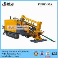DFHD-32A Full Hydraulic Directional Drilling Rig Machine for Pipe-laying Manufacturer