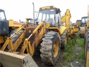 China JCB 4CX Used Backhoe Loader on sale