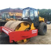 China Dynapac CA251D Used Vibratory Roller / Used Road Roller With Water Cooling Engine on sale