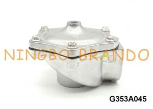 China ASCO Type G353A045 1 1/2 Pipe 1/4 Remote Pilot Diaphragm Valve For Pulse Jet Dust Collector on sale