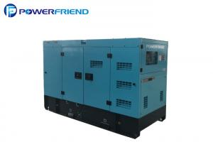 China AC 3 phase 4 cylinders 60kva/48kw soundproof Cummins diesel generator on sale