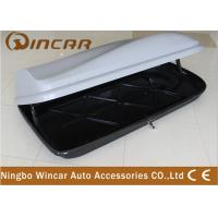 Universal Rooftop Cargo Box For Luggage , Car Roof Storage Box
