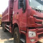 New Model 2015 factory direct sale howo truck used dump truck/10 wheels dump truck for sale