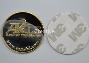 China Impression de relief auto-adhésive ronde de label imperméable pour des pièces d'auto on sale