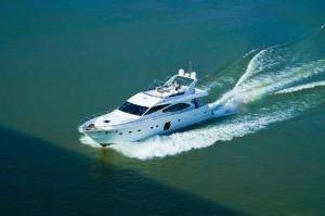 China Heysea 78ft Yacht on sale