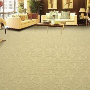 China PP Carpet Cut and Loop Pile for Indoor Use, with Woven PP Backing on sale