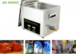 China Stainless Steel 304 Digital Ultrasonic Cleaner Dx Dx 6 DX7 Print Head 10L Tank on sale