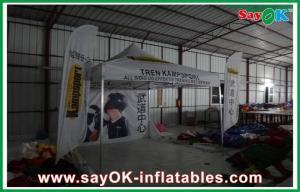 China 3m x 3m Folding Tent Aluminium Frame Waterproof / Sun-protection on sale