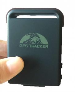 China Mini tracking and monitoring handheld SOS 2 batteries GPS tracker for personal on sale