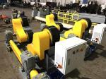 Os rolos resistentes da tubulação/os rolos soldadura da tubulação com plutônio rodam, a capacidade 40T