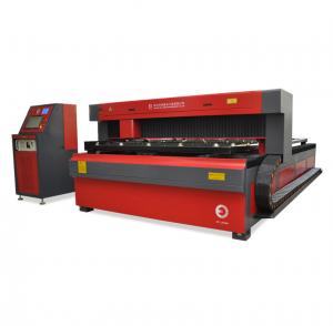 China Energy Saving Aluminum / Wood Laser Cutting Machine With Automatic Fuel Loading System on sale