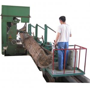 China MJ3210 Vertical CNC Bandsaw ,Saw Machine for Wood,Vertical Cutting Bandsaw with Carriage on sale
