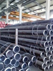 China SCH80 ASTM-A106GrB carbon steel pipe on sale