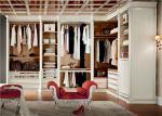 China Fashion Design Walk In Closet Wardrobe With Clothes Cupboard Design Eco Friendly wholesale