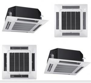 China Cassette 4 ton air conditioner 60000 BTU cassette air conditioner with 4 hour air flow split type on sale