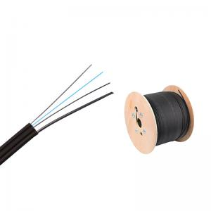 China SMF Single Mode FTTH LSZH Fiber Optic Drop Cable on sale
