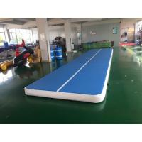 Custom Size AirTrack 3m 4m 5m 6m 8m 10m gym mat tumble track Gymnastics Mat inflatable air track