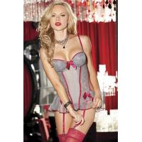 Sexy Lingerie Wholesale Forever Yours Lace Lingerie Sexy Babydoll Lingerie Chemises wholesale from manufacturer