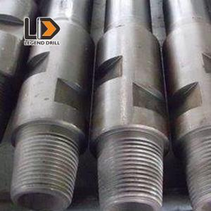 China High Thermal Stability DTH Drill Pipe 5.5 F Thread 50mm 60mm OD For Oil Drilling on sale