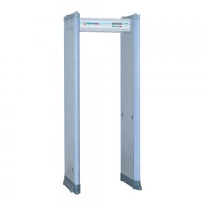 China Super Accuracy Walk Through Metal Detector Gate For Airport / Government on sale
