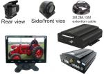 China Agriculture vehicle 4 Camera Car DVR 360 Degree Rear View For Farmer wholesale