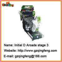 Arcade Game Machine seek QingFeng as your manufacturer