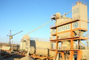 China Asphalt Mixing Plant QLB3000 on sale