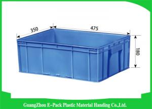 China 100% New Pp Nesting Euro Stacking Containers Transport Turnover Medicine 23L on sale