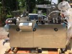 DPB-140  Alu Alu Blister Sealer Machine Blister Packaging Machine High Speed Support Forming / Filling